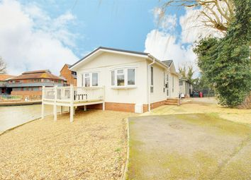 Thumbnail 1 bed mobile/park home for sale in Mill Road, Buckden, St. Neots