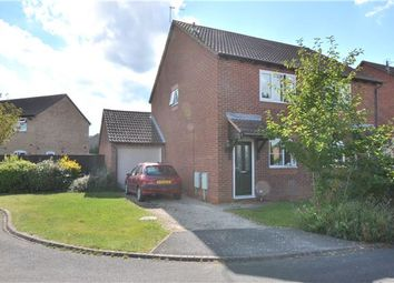Thumbnail 2 bed semi-detached house for sale in Mercury Way, Abbeymead, Gloucester