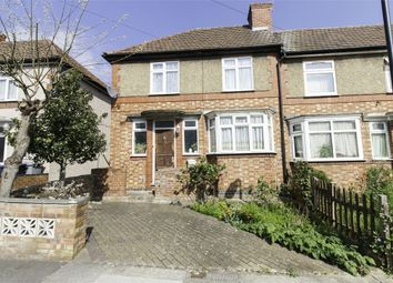 Thumbnail 3 bed end terrace house for sale in Norwood Avenue, Wembley, Greater London