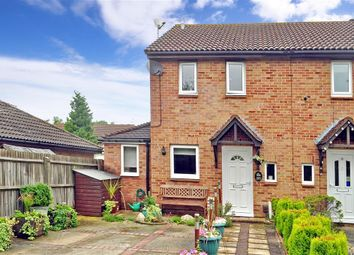Thumbnail 2 bed end terrace house for sale in Guernsey Close, Cottesmore Green, Crawley, West Sussex