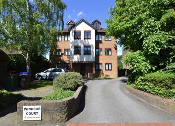 Thumbnail 1 bed flat for sale in Flat 3 Windsor Court, 156 Woodcote Road, Wallington, Surrey