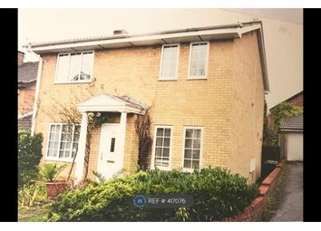 Thumbnail 4 bed detached house to rent in Juniper Close, Basingstoke
