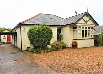Thumbnail 4 bed detached bungalow for sale in Widey Lane, Plymouth