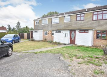 3 bed terraced house for sale in Noakes Avenue, Great Baddow, Chelmsford CM2