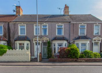 Thumbnail 2 bed terraced house for sale in Romilly Road West, Canton, Cardiff