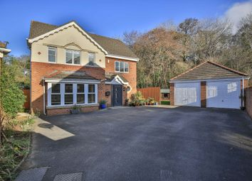 Thumbnail 5 bed detached house for sale in Ffordd Morgannwg, Whitchurch, Cardiff