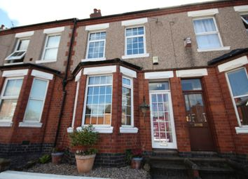 Thumbnail 3 bed terraced house for sale in Farman Road, Coventry