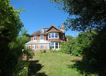 Thumbnail 7 bed detached house for sale in Cannongate Road, Hythe