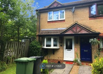 Thumbnail 2 bed end terrace house to rent in Woodstock Close, Southampton