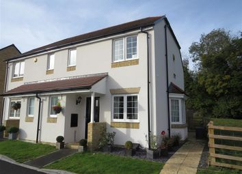 Thumbnail 3 bed semi-detached house for sale in Collins Drive, Earley, Reading