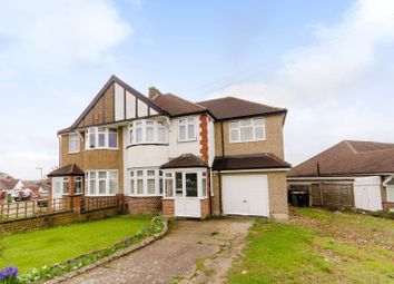 Thumbnail 4 bedroom semi-detached house for sale in Firswood Avenue, Stoneleigh