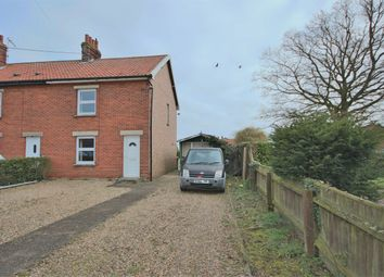 3 bed end terrace house for sale in The Street, North Lopham, Diss IP22