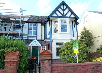 Thumbnail 4 bed semi-detached house for sale in St. Julians Avenue, Newport