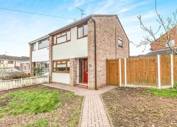 Thumbnail 3 bed semi-detached house for sale in Dinchall Road, Worcester