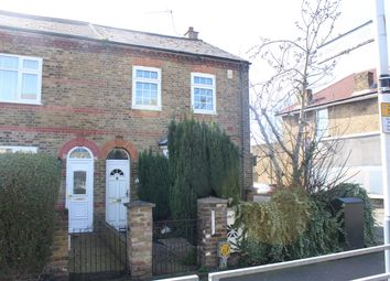 Thumbnail 2 bed terraced house for sale in Norham Villas, Uxbridge Road, Uxbridge