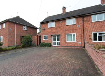 Thumbnail 6 bed semi-detached house to rent in New Ashby Road, Loughborough