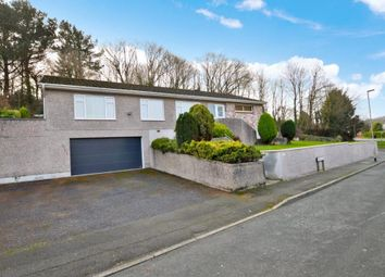 Thumbnail 4 bed detached bungalow for sale in Greenhill Close, Plymouth, Devon