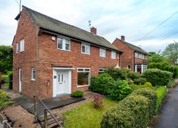 Thumbnail 3 bed semi-detached house for sale in West Park Drive East, Leeds, West Yorkshire