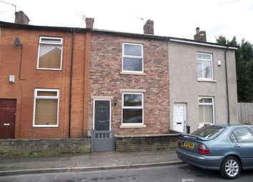 Thumbnail 2 bed terraced house to rent in Bailey Street, Prestwich, Prestwich Manchester