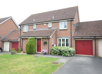 Thumbnail 3 bedroom semi-detached house for sale in Clover Close, Wokingham, Berkshire
