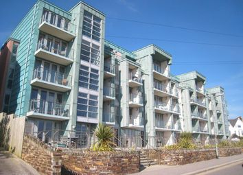 Thumbnail 2 bed flat to rent in Zinc, 2-10 Headland Road, Newquay, Cornwall