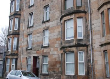 Thumbnail 1 bed flat to rent in Highholm Street, Port Glasgow