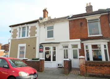 Thumbnail 3 bedroom terraced house for sale in Edmund Road, Southsea