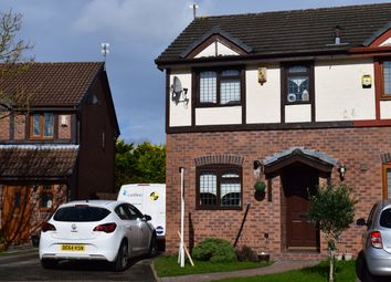 Thumbnail 2 bed semi-detached house for sale in Foxleigh, Okell Drive, Halewood Village