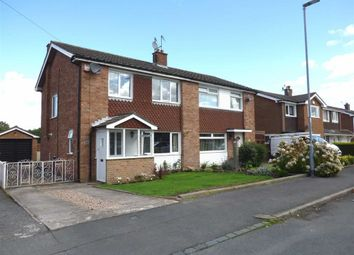 Thumbnail 3 bed semi-detached house for sale in Kennedy Road, Trentham, Stoke-On-Trent