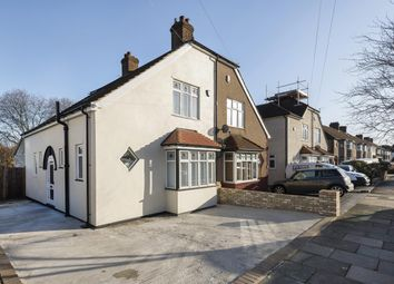 Thumbnail 3 bed semi-detached house for sale in Cradley Road, Eltham, London