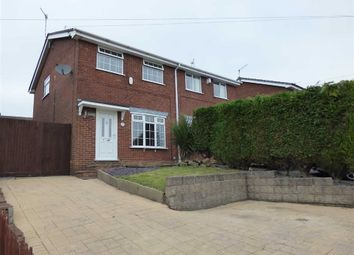 Thumbnail 3 bed semi-detached house for sale in Spey Drive, Kidsgrove, Stoke-On-Trent