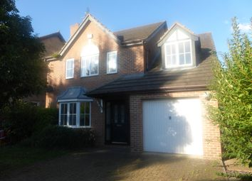 Thumbnail 4 bedroom property to rent in Gretton Close, Botolph Green, Peterborough