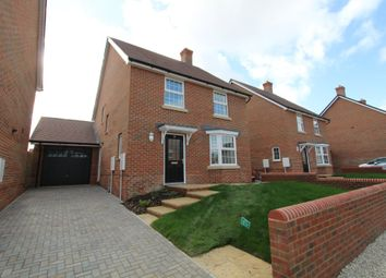 Thumbnail 4 bedroom detached house to rent in Greensand Way, Petersfield