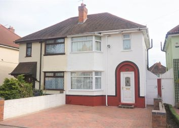 Thumbnail 3 bedroom semi-detached house for sale in Julia Avenue, Erdington, Birmingham