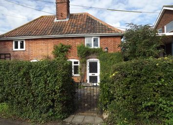 Thumbnail 2 bed cottage to rent in Mill Hill, Aldringham