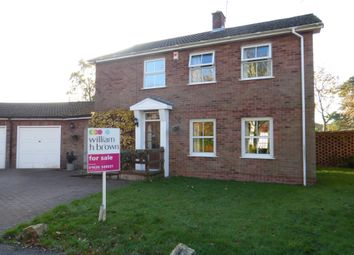 Thumbnail 5 bed detached house for sale in The Green, Kirklington, Newark