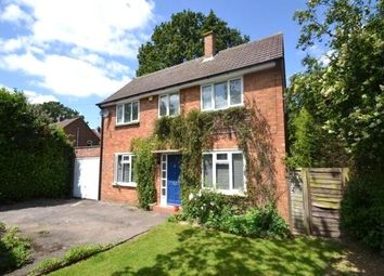 Thumbnail 3 bed detached house to rent in Herons Way, Wokingham, Berkshire