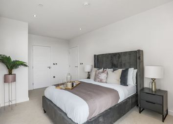 Thumbnail 2 bed flat for sale in Royal Albert Wharf, The Royal Docks, London
