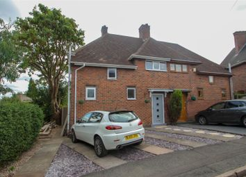 Thumbnail 3 bed semi-detached house for sale in Kingsfield Road, Basford, Stoke-On-Trent