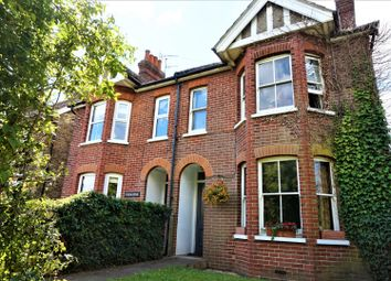 Thumbnail 3 bed semi-detached house for sale in Oxted Road, Godstone