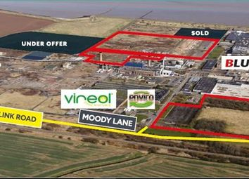 Thumbnail Land for sale in Humber Gate, Moody Lane, Grimsby