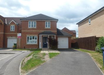 Thumbnail 3 bedroom detached house to rent in Penrose Gardens, Wisbech