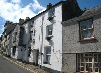 Thumbnail 2 bed terraced house for sale in West Looe Hill, West Looe, Cornwall