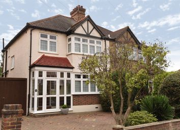 Thumbnail Semi-detached house for sale in Glenthorne Gardens, Sutton