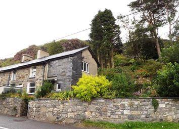 Thumbnail 2 bedroom end terrace house for sale in Upper Llwyngell Terrace, Rhiwbryfdir, Blaenau Ffestiniog, Gwynedd