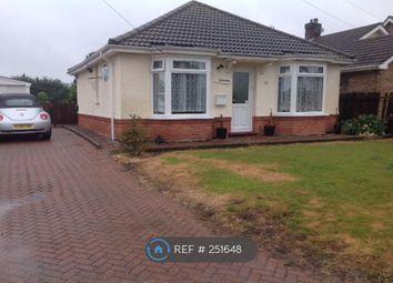 Thumbnail 3 bedroom bungalow to rent in Weasenham Lane, Wisbech