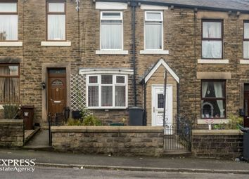Thumbnail 2 bed terraced house for sale in Queen Street, Hadfield, Glossop, Derbyshire