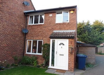 Thumbnail 3 bed end terrace house for sale in Grange Road, Somersham, Huntingdon