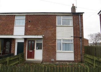 Thumbnail 2 bed end terrace house for sale in Clanthorpe, Thorpe Park Road. O.P.E., Hull