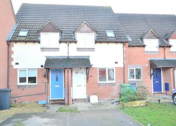 Thumbnail 2 bedroom terraced house for sale in Downy Close, Quedgeley, Gloucester, Gloucestershire